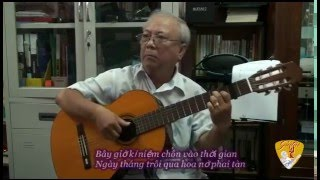 Tuổi Học Trò - Guitar Solo (Minh Kỳ & Dạ Cầm)