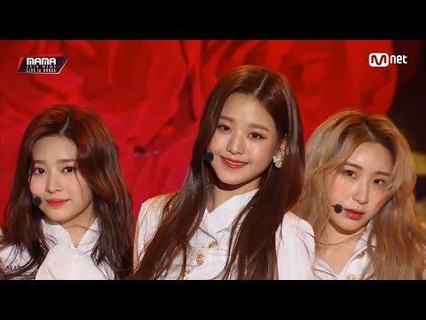 Free Download 181210 Iz*one - Energetic + La Vie En Rose | 2018 Mama In Korea Mp3 dan Mp4