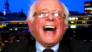 Bernie SHATTERS Fundraising Record With Campaign Launch!
