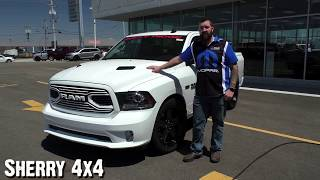 550HP SUPERCHARGED RAM Muscle Truck | 2018 RAM 1500 Sport - In-Depth Review |  28255T