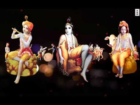 4d Krishna Mobile App