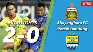 Bhayangkara FC VS Persib Bandung: 2-0 All Goals & Highlights