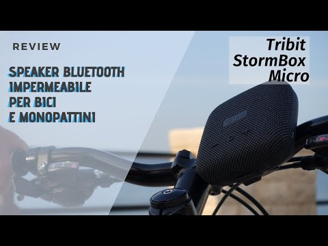 TEST AUDIO - Tribit StormBox Micro