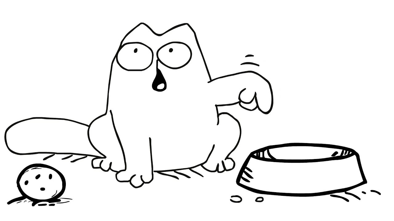 Simon S Cat Website