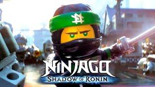 Лего Ниндзяго прохождение игры на русском 13 эпизод Детское видео смотреть лего ниндзяго мультик