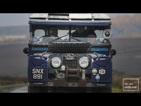 The Last Overland Official Trailer - #TheLastOverland 2019