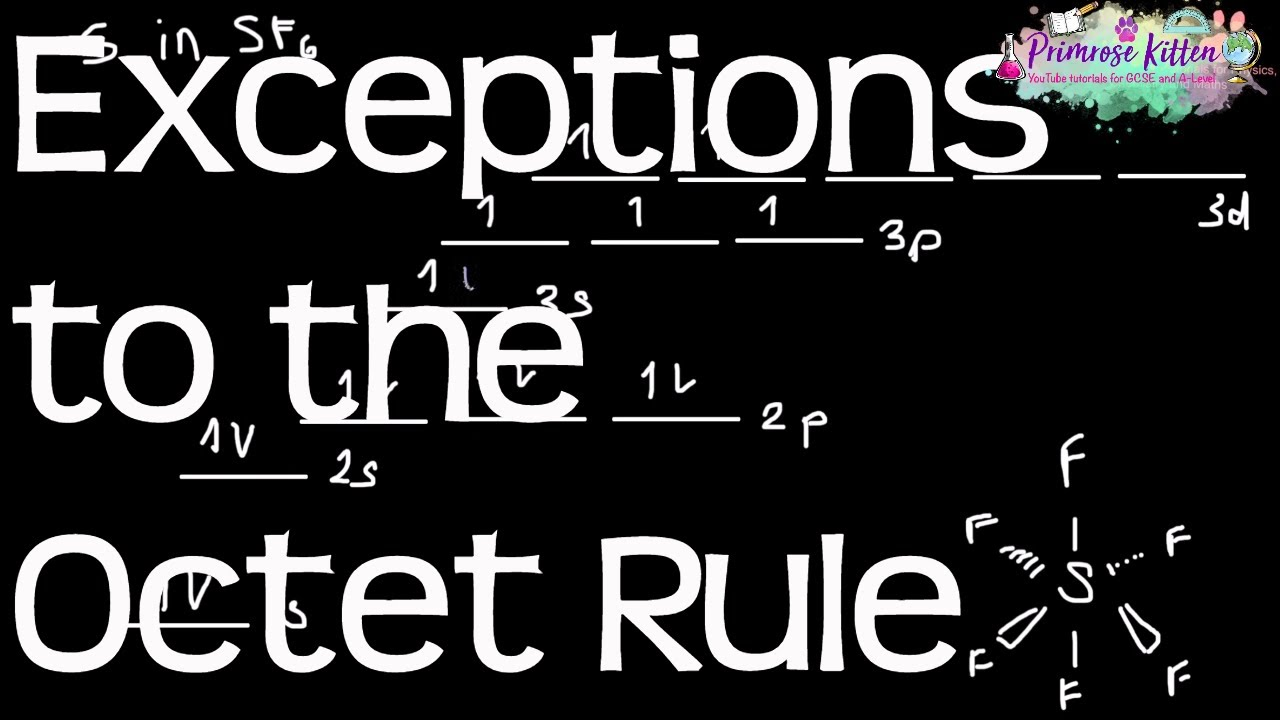 Exceptions to the octet rule atoms electrons structure and exceptions to the octet rule atoms electrons structure and bonding 18 ccuart Image collections