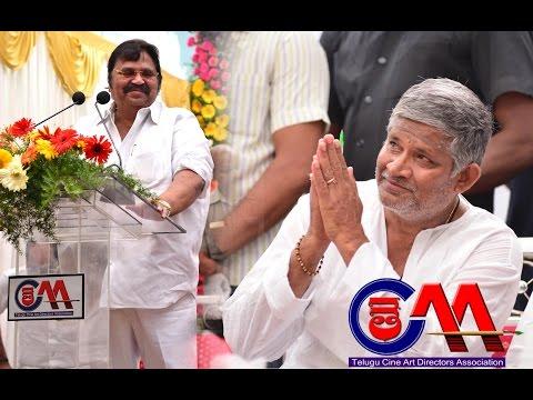 Telugu  Cine art Directors Building Innovation