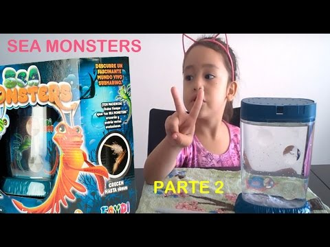 Download sea monsters 2,La historia continúa...--monstersKids tv--