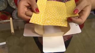 Aprenda a fazer um cartão em quilling!