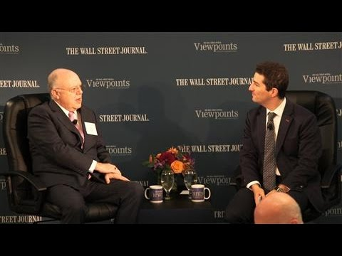Pfizer CEO on Potential for a Spinoff