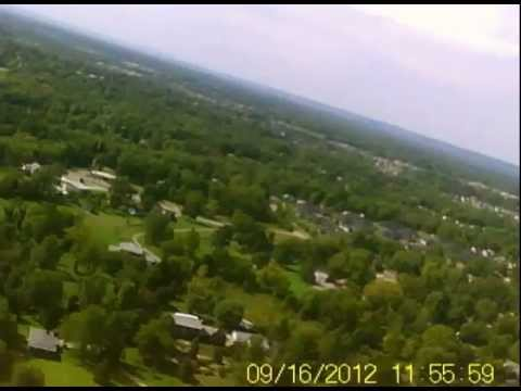 2012 Louisville Area Soaring Society Sailplane Contest #5 - Rounds 4 & 5