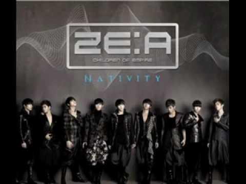 [ringtone +download] ZE:A - Love coach (short chorus)