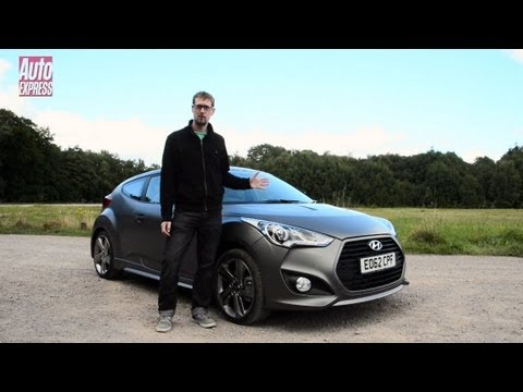 Hyundai Veloster Turbo review Auto Express