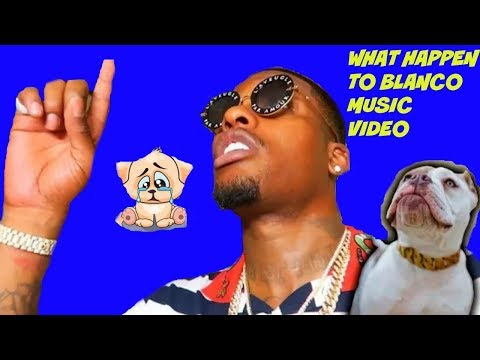 CJ SO COOL WHAT HAPPEN TO BLANCO MUSIC VIDEO!!!