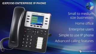 Grandstream GXP2130 Enterprise IP phone