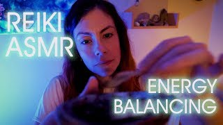 Energy Cleansing & Balancing for Tough Days and Emotional Stability, Reiki ASMR