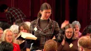 550 Blissful Dawning - Second Ireland Sacred Harp Convention, 2012