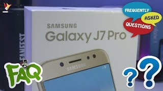 Samsung Galaxy J7 Pro FAQ | Data Dock