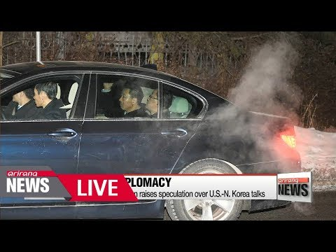 [LIVE/ARIRANG NEWS] Pyongyang's FM in Sweden, Seoul's FM in U.S. possibly to lay groundwork...