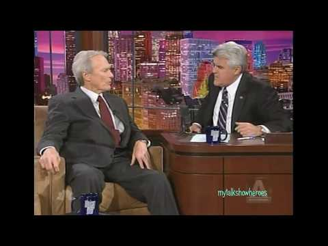Thumbnail: CLINT EASTWOOD - 'LETTERS FROM IWO JIMA' on 'LENO'