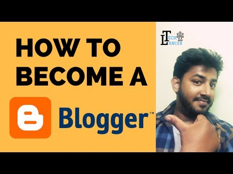 How to create new Blog in Blogger 2017 | 5...