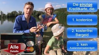Kostenlose Kreditkarte ► in 2 Tagen in Ihrem Briefkasten ✔