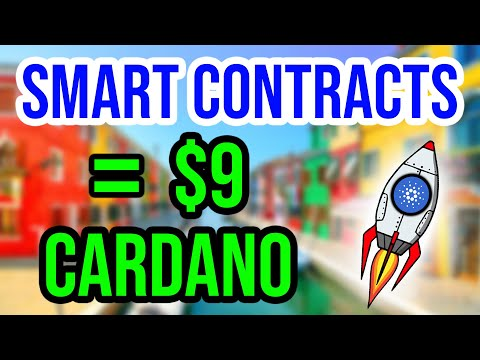 Cardano Smart Contracts: PRICE EXPLOSION INCOMING 🚀