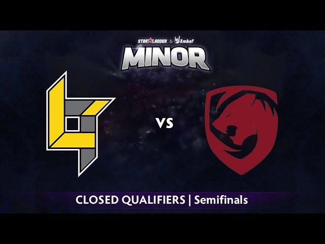 Tigers vs Lotac Game 2 - StarLadder ImbaTV SEA Qualifier: Semifinals