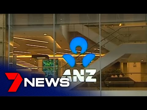 ANZ Racing To Fix Technical Issue Affecting Thousands | 7NEWS