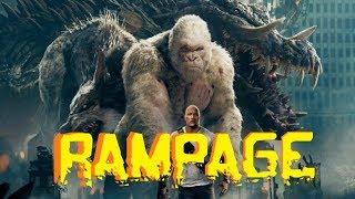 Рэмпейдж Дуэйн Джонсон 2018 Rampage Dwayne Johnson 2018