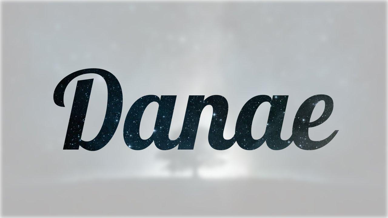 Significado De Danae Nombre Griego Para Tu Bebe Ni O O