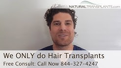 Why do we ONLY perform Hair Transplant Surgery? | West Palm Beach