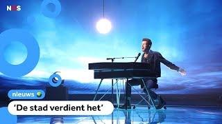 Rotterdam gaat het Songfestival organiseren