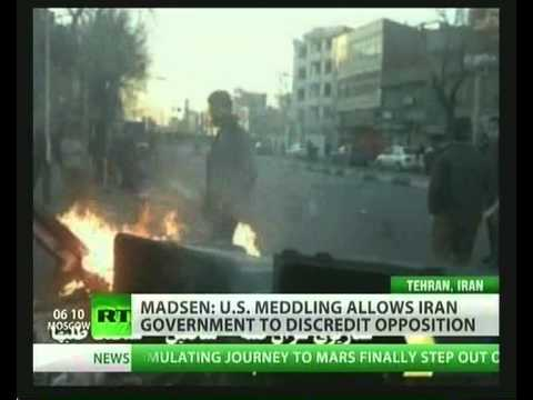 NWW World-News 15.02.2011 IRAN TEHRAN MEDIA FAKE PROTESTE