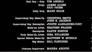 American History X   End Credits (Title)