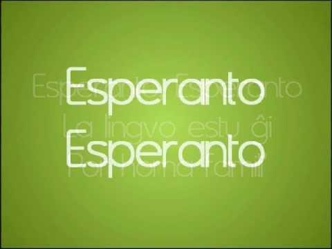 Esperanto - Tutmonda Muziko Grupo