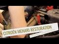 CITROE?N MEHARI RESTURATION | Part 2