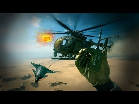 Air Mail - Battlefield 4 China Rising Travel Video