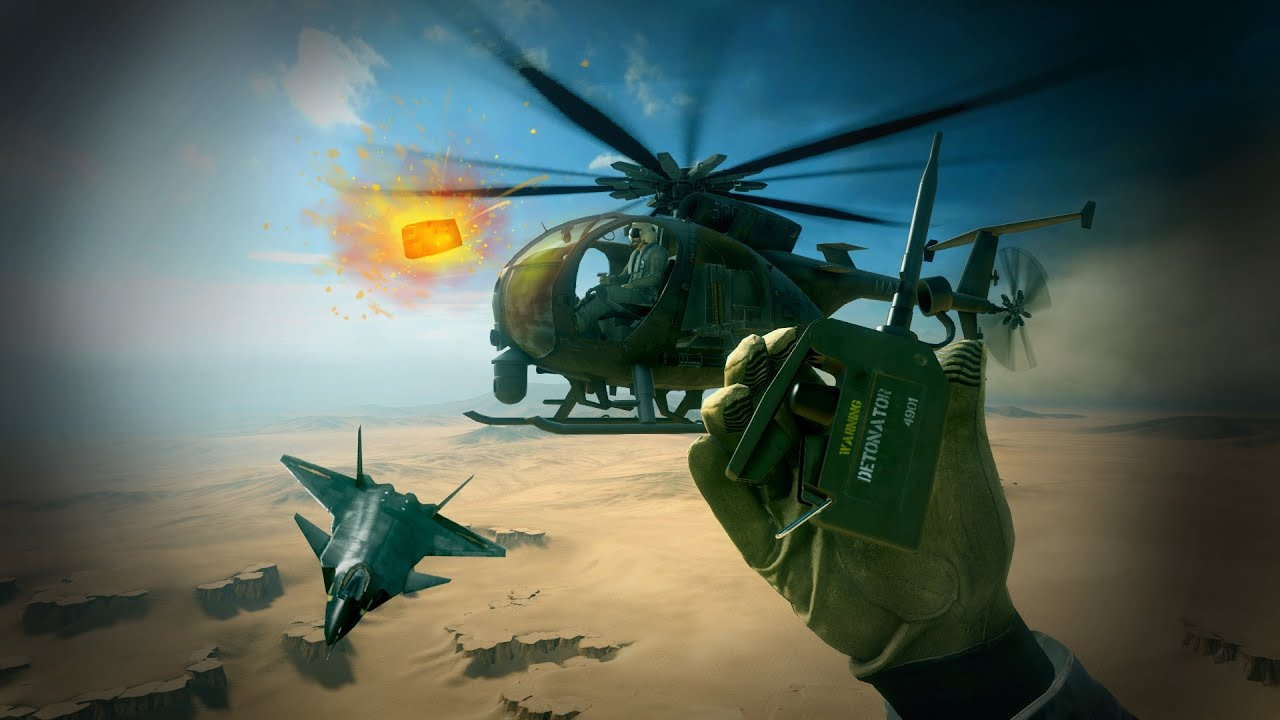 Air Mail - Battlefield 4 China Rising