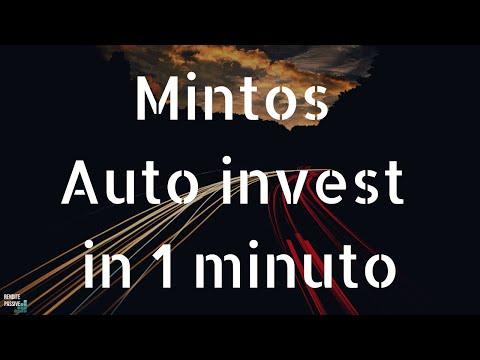 Come imposto Mintos [pensando alla sicurezza] 🔴 Tutorial italiano