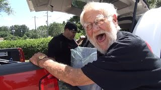 GRANDPA TRIES TO KILL PICKLEBOY!!!
