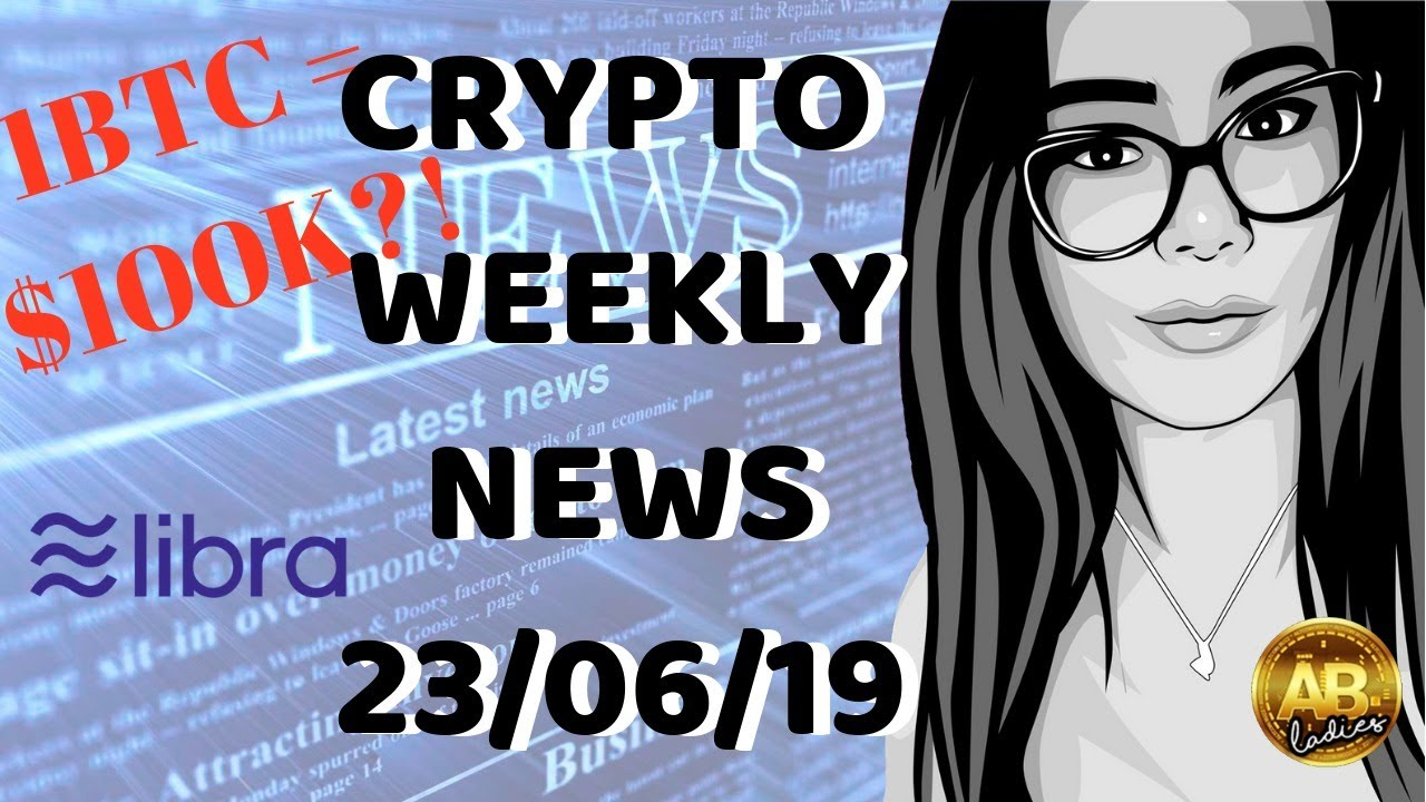 Cryptocurrency This Week! Summary Of All The Interesting News Around Crypto,Altcoins and Blockchain!