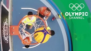 Beyond Streetball: 3x3 enters Nanjing 2014 Youth Olympic Games | Coming of Age