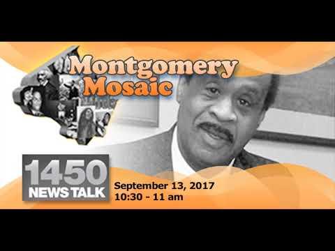 September 13, 2017 Montgomery Mosaic Radio Show