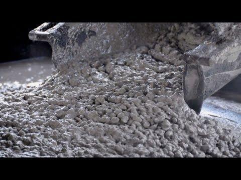 BM: Сколько твердеет бетон?