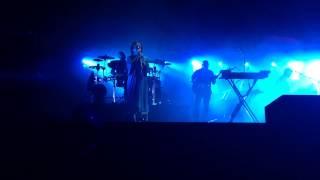 MASSIVE ATTACK Paradise Circus Live Roma 08 07 2014