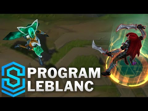Program LeBlanc Skin Spotlight - League of Legends