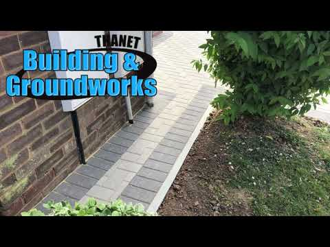 Block Paving Thanet & Beyond | Thanet Building & Groundworks