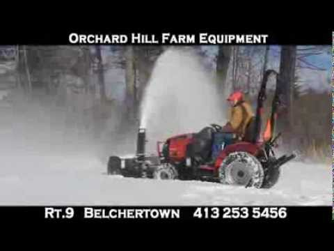 Orchard Hill Farm Equipment Mahindra MAX - Commercial